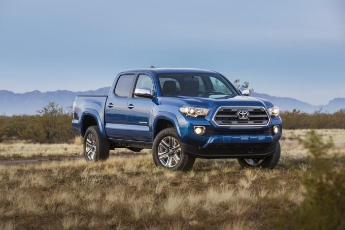 Toyota Tacoma GoPro 2015 07