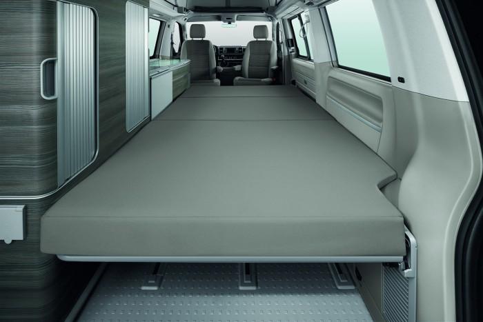 Volkswagen California T6 2015 interior 01