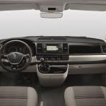 Volkswagen California T6 2015 interior 02