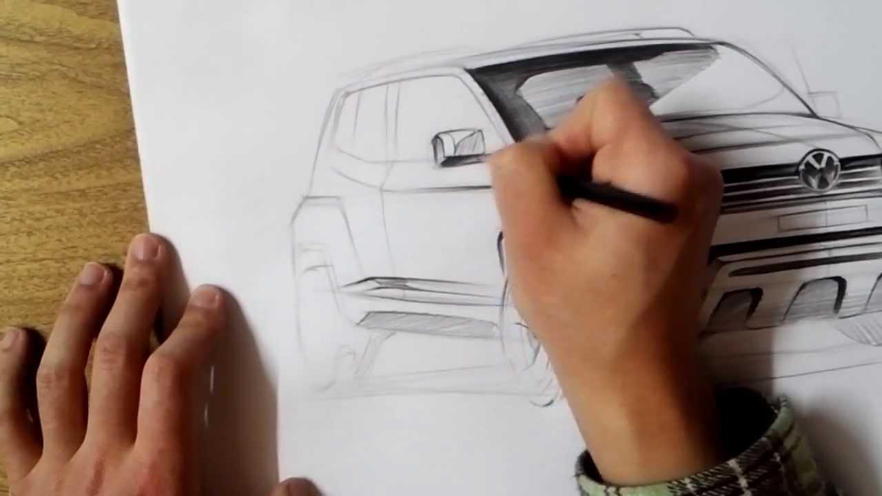 Volkswagen Taigun boceto