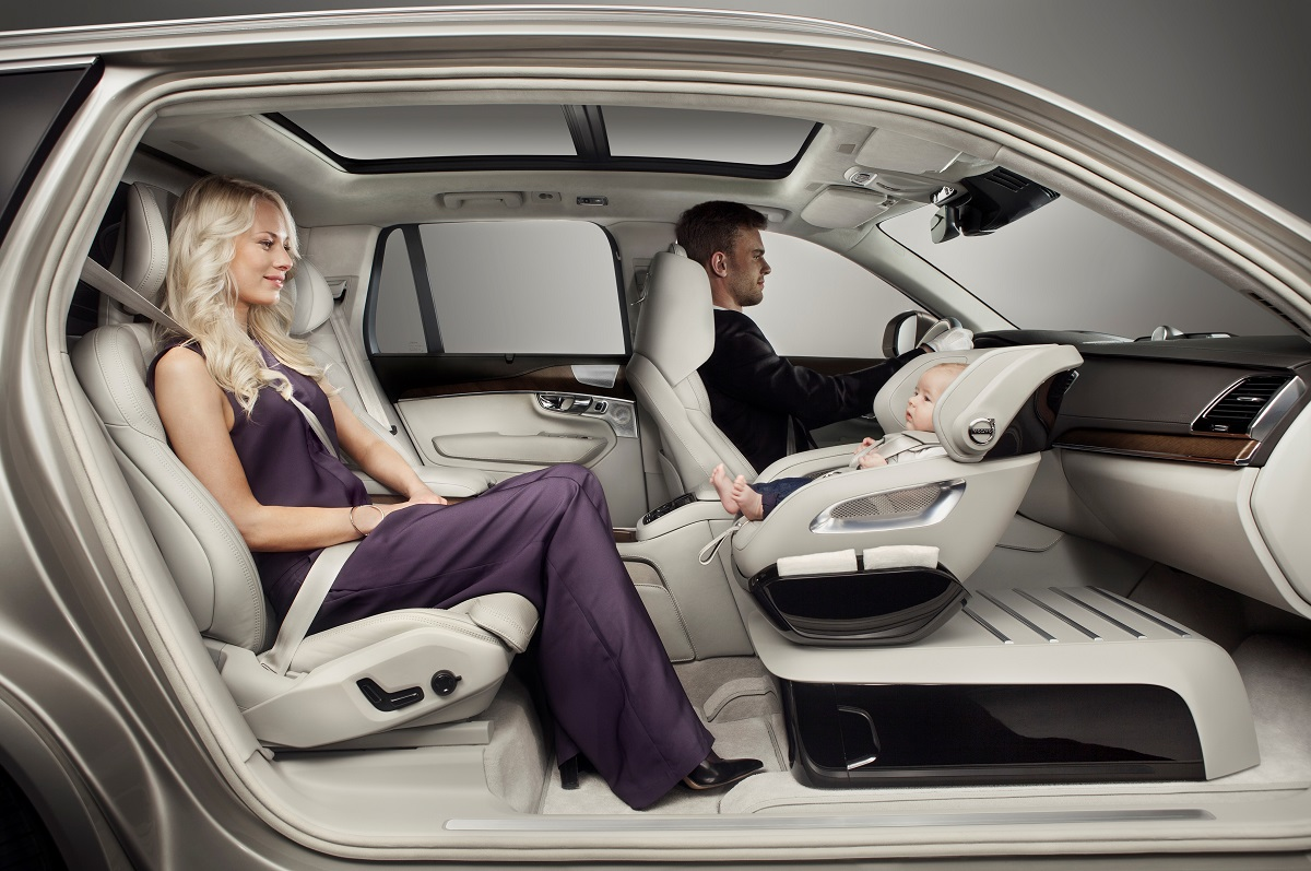 Excellence Child Seat Concept