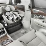 Volvo Asiento Bebé 03