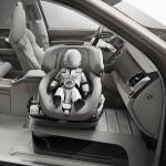 Volvo Asiento Bebé 04