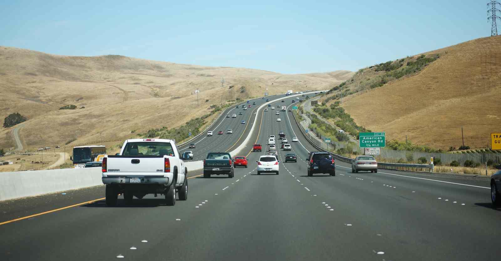 autopista Estados Unidos