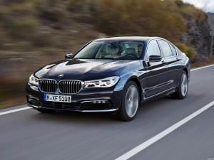 BMW Serie 7 730d G11 2015