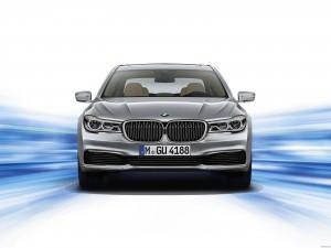 BMW Serie 7 740Le G12 2015