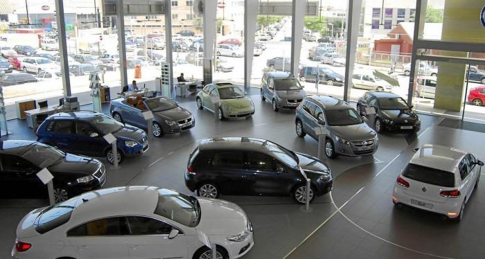 concesionario cochs nuevos Volkswagen