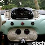 prueba Fiat 500 2015 interior 3