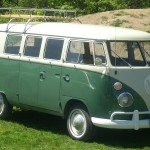 Volkswagen Barndoor T1 1951
