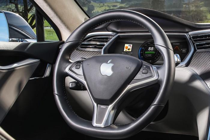 Apple-iCar