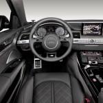Audi S8 plus 2015 interior 01