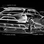Audi quattro e-tron concept 2015 boceto 02