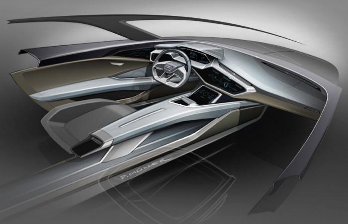 Audi quattro e-tron concept 2015 boceto 03