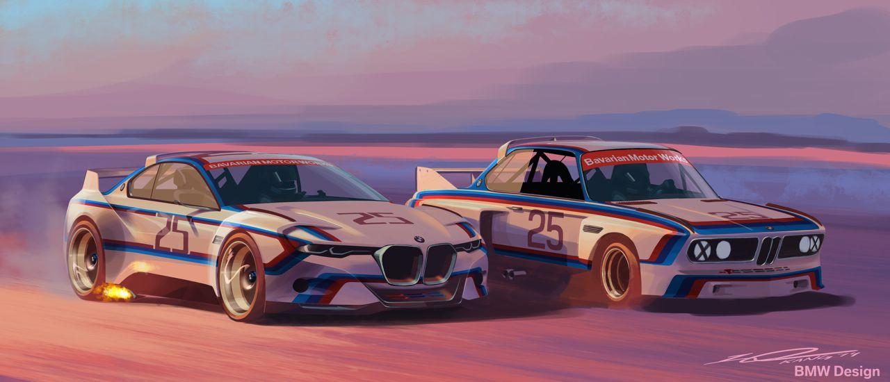 BMW 3.0 CSL Hommage R 2015  01