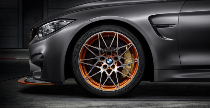 BMW M4 GTS Concept 2015 detalle 04