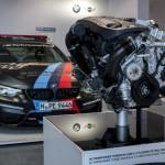 BMW Serie 1 inyección agua 08