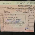 Chevrolet Camper 1952 10