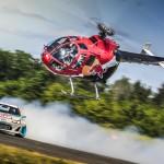 Felix Baumgartner helicoptero drift