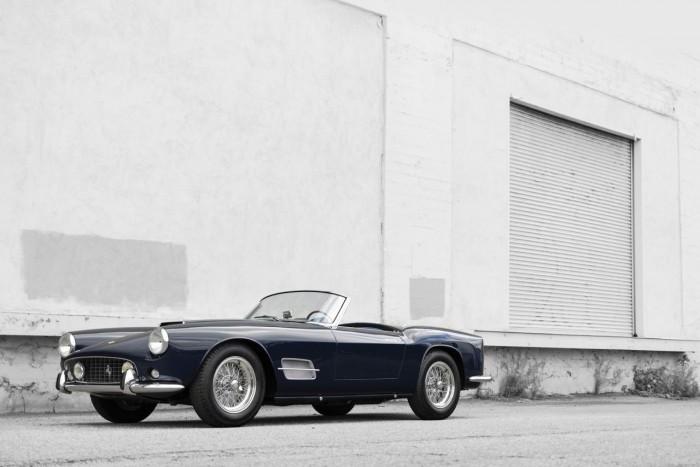 Ferrari 250 GT LWB California Spider 1959 05