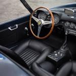 Ferrari 250 GT LWB California Spider 1959 interior 01