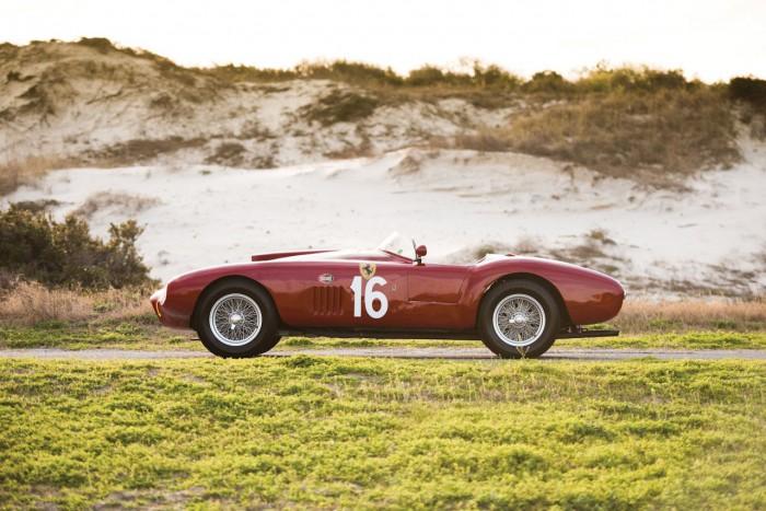 Ferrari 275S-340 America Barchetta 1950 10