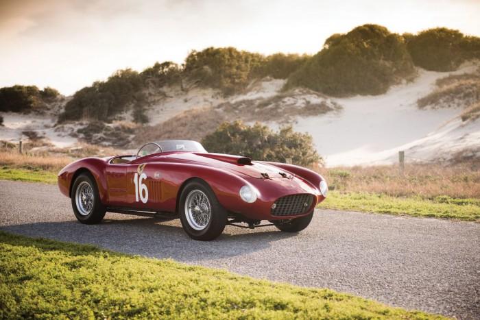Ferrari 275S-340 America Barchetta 1950 12