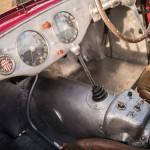 Ferrari 275S-340 America Barchetta 1950 interior 01