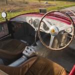 Ferrari 275S-340 America Barchetta 1950 interior 03