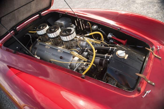 Ferrari 275S-340 America Barchetta 1950 motor 02