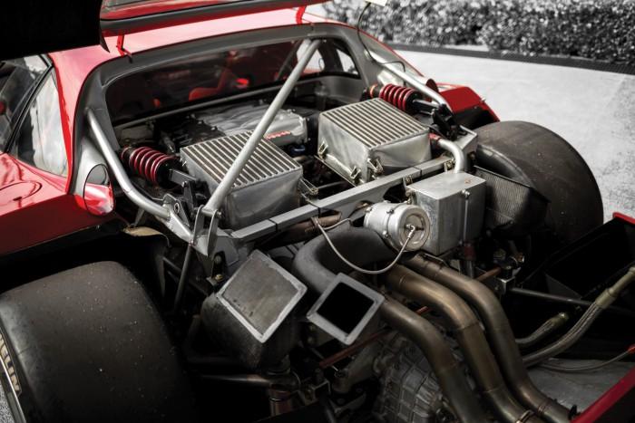 Ferrari F40 LM 1993 06
