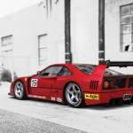 Ferrari F40 LM 1993 07