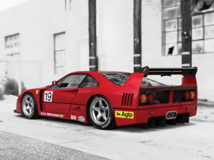 Ferrari F40 LM 1993 15