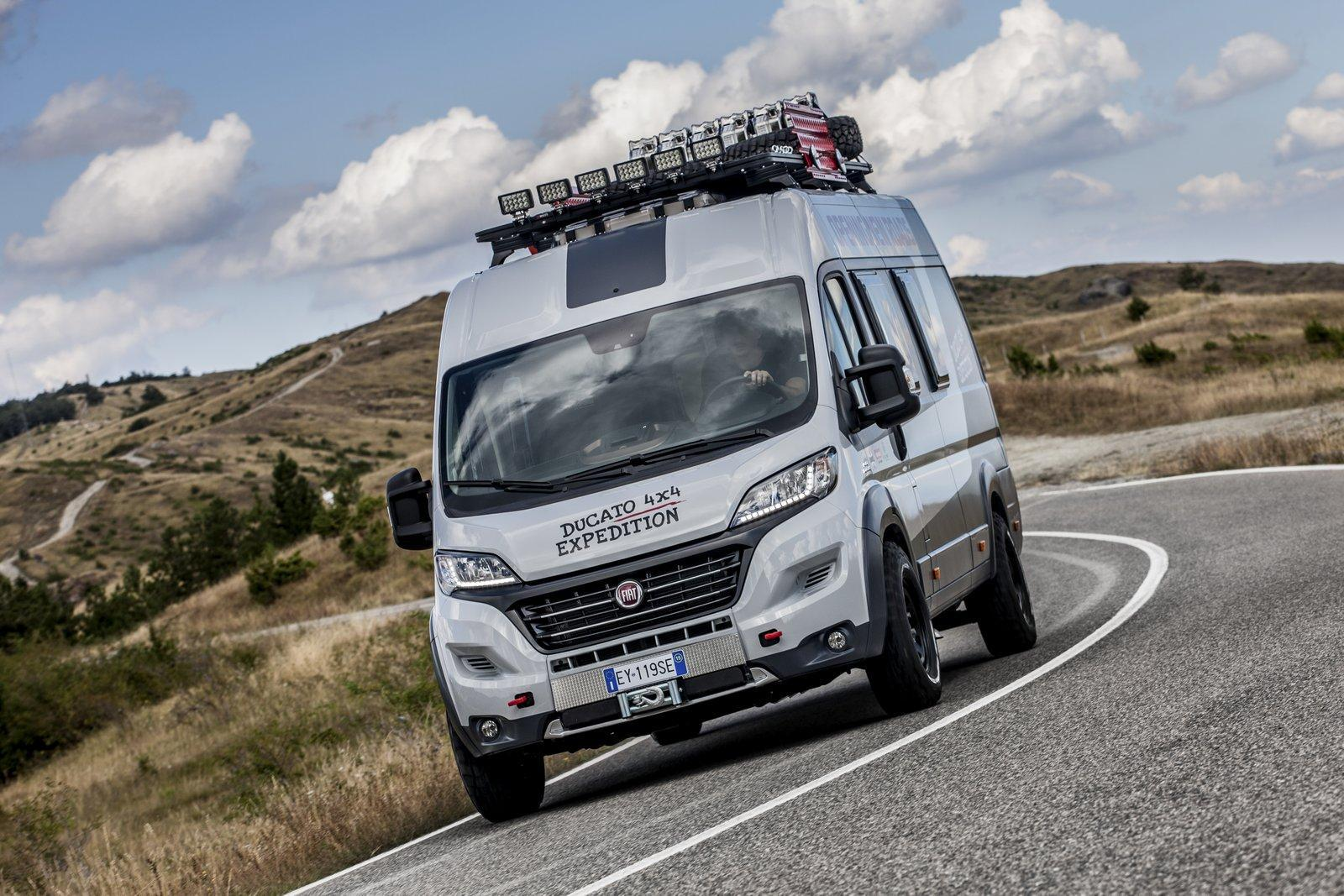 Fiat Ducato 4×4 Expedition 2015 06