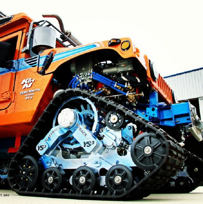 Hummer Antártida 14