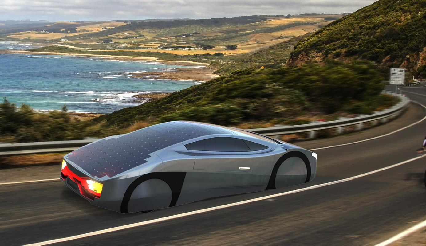 Immmortus coche solar