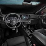 Kia Sportage 2016 interior 01