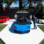 Lamborghini Aventador LP 750-4 Superveloce Roadster 2015 presentacion