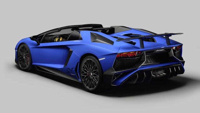 Lamborghini Aventador LP 750-4 Superveloce Roadster 2015 04