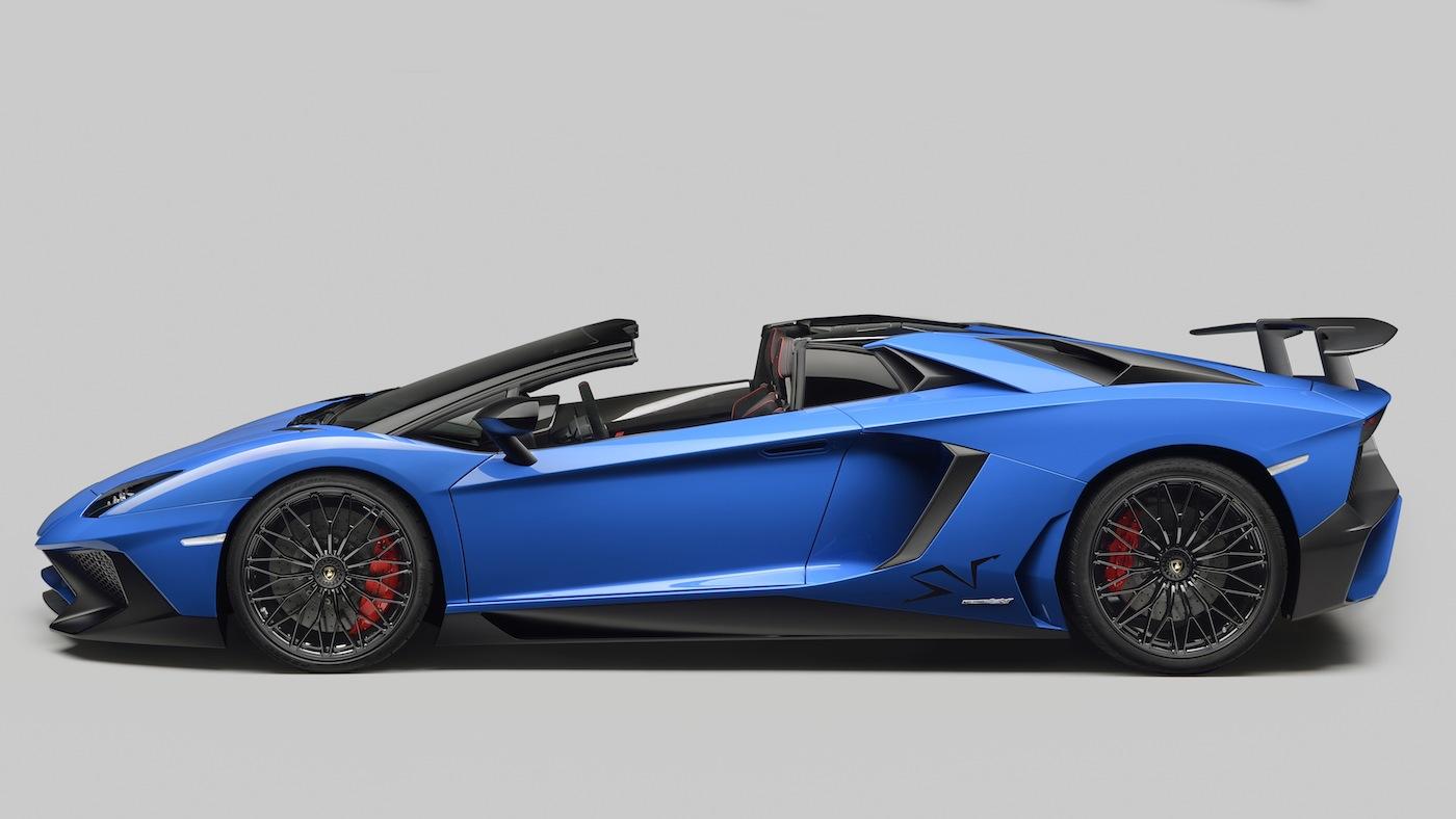 Lamborghini Aventador LP 750-4 Superveloce Roadster 2015 07
