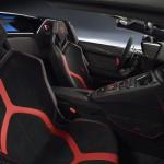 Lamborghini Aventador LP 750-4 Superveloce Roadster 2015 interior 01