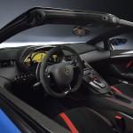 Lamborghini Aventador LP 750-4 Superveloce Roadster 2015 interior 02