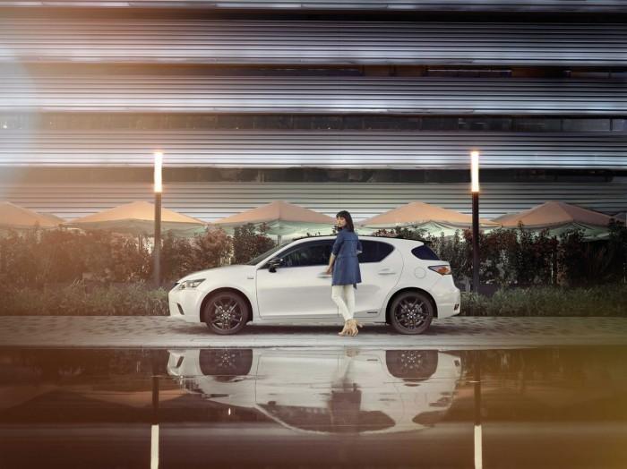 Lexus CT200h Sport Edition 2015 02