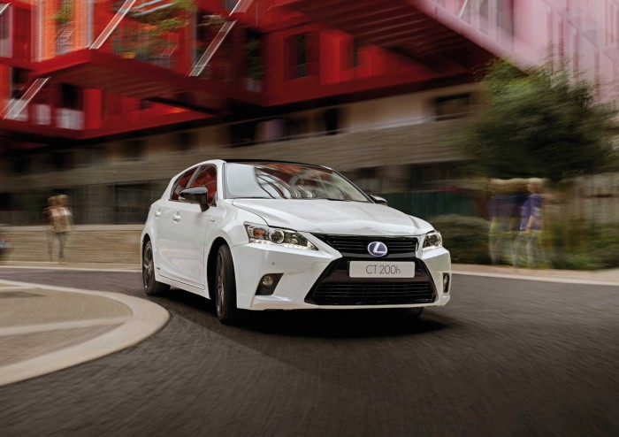 Lexus CT200h Sport Edition 2015 03