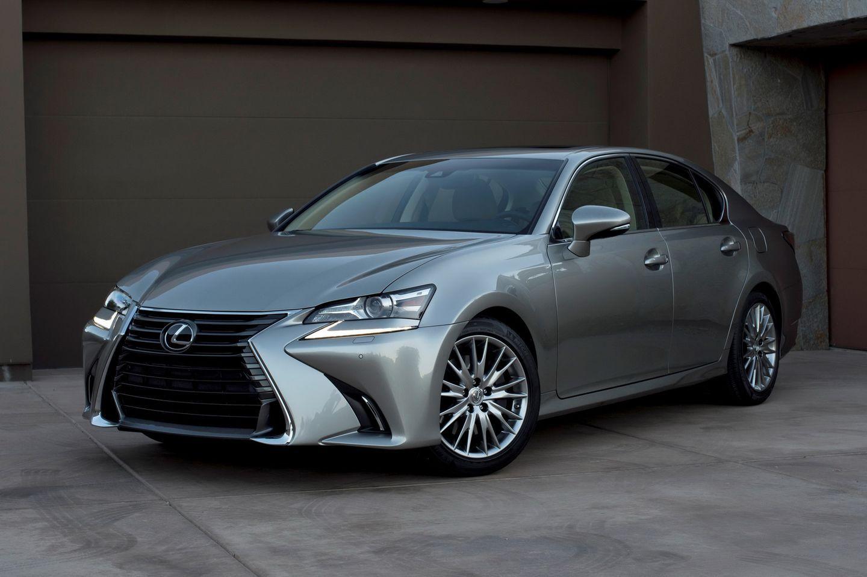 Lexus GS 2016 02