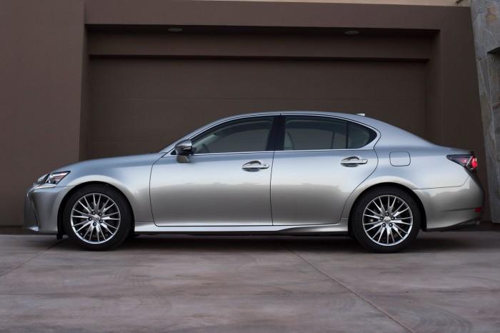 Lexus GS 2016 03