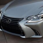 Lexus GS 2016 detalle 01