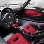 Lotus Exige 360 Cup 2015 interior 01
