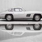 Mercedes-Benz 300 SL Alloy Gullwing 01