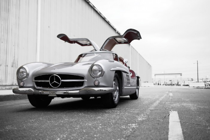 Mercedes-Benz 300 SL Alloy Gullwing 03