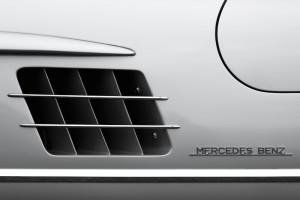 Mercedes-Benz 300 SL Alloy Gullwing detalle 02